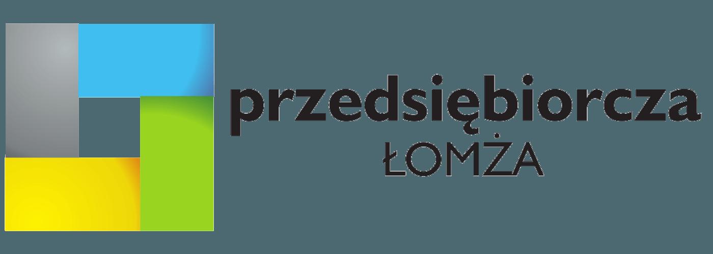 logo Przedsiębiorcza Lomza male naglowek